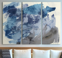 3pcs Wall Oil Painting Printing creative canvas art prints