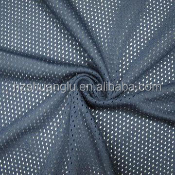 Shuanglu manufacturer provide anti uv mesh fabric for clothing