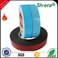 Free samples China supplier PE foam tape used for reducing vibration function