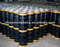 Bitumen coated SBS waterproof membrane