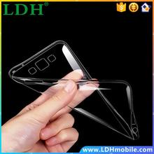 Ultra Thin Soft TPU Gel Transparent Crystal Clear Silicon Back Cover Phone Bags Case for samsung galaxy capa fundas coque