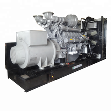 Standby Diesel Generator 80KVA with Perkins Engine