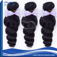Free shipping Spring curl cheap and high quality Eurasian100 human hair extensions