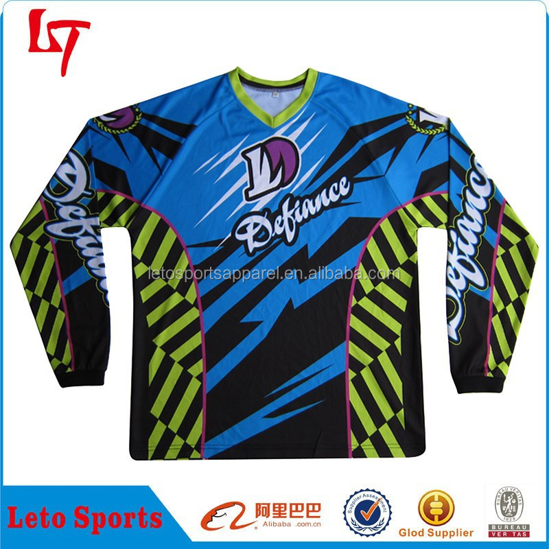 Custom Design Motor Wear /Sublimation Racing Shirt /Pit Crew Motorcycle Suit