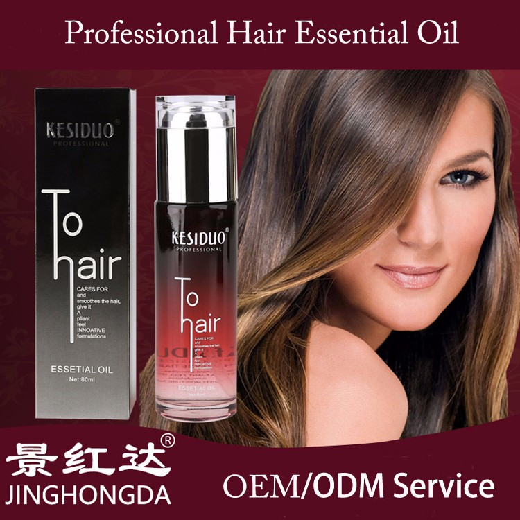 Hair care products------ hair colorant contains /essential oil