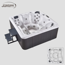Mini Hydrotherapy whirlpool outdoor spa pool sexy hot tub massage spa