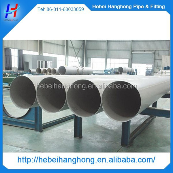 stainless steel water well casing pipe