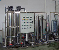 RO drinking water purification filter machine water treatment system