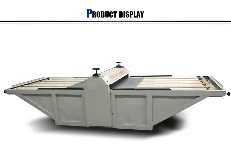 Flat Press Creasing Die Cutting Corrugated Paperboard Creasing And Die Cutting Machine