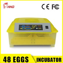 Poultry incubator machine for hatching chicken/duck/goose/quail/bird with CE approved EW-48