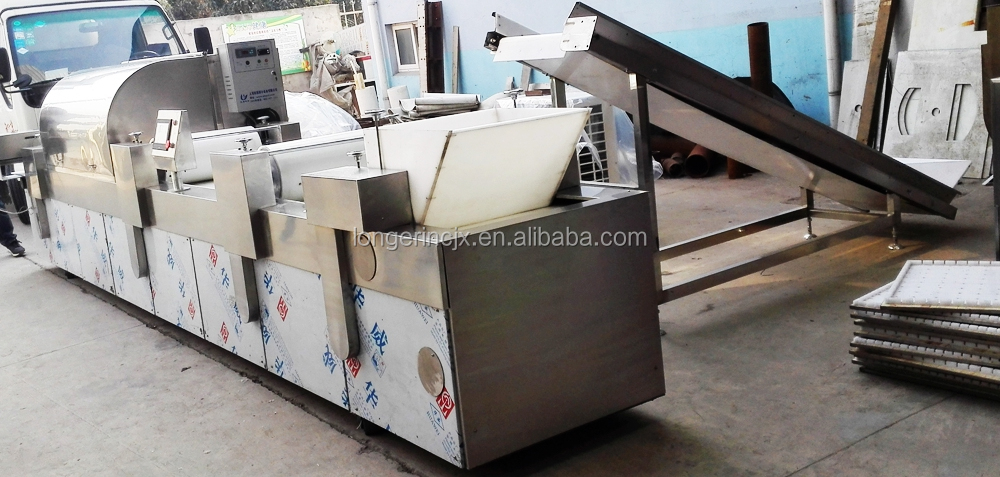 Automatic Industrial Sesame Bar Making Machine Granola Bar Production Line