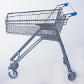 elderly shopping trolley