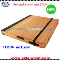 2015 new product for ipad mini book leather case IBC07A