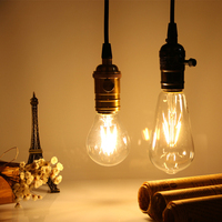 MBT Good price dimmable filament led bulb, led filament lamp, 2W 4W 6W 8W led filament bulb light