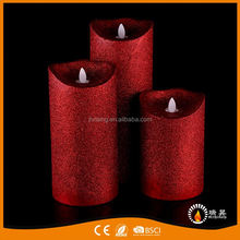Europe style fashion paraffin candle wax carving