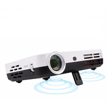 China Supplier Smartcn SM2 Portable Pico Pocket 3D Home Movie Theater HD Mini Projector 4K Beamer Without Android System