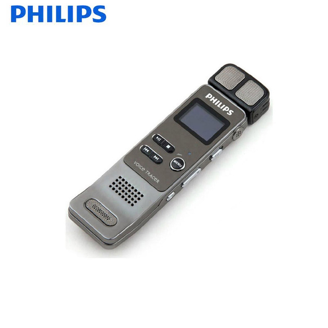 PHILIPS Spy Mini Voice Recorder with Wireless Microphone