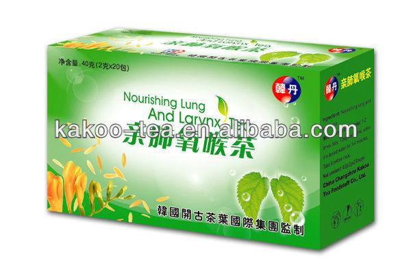Korea Elixir Nourishing Lung and Larynx Tea