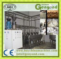 High efficiecncy tiger nuts milk processing equipment / tiger nuts milk production plant