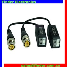 CCTV Accessories 1ch AHD TVI CVI UTP COAXAL BNC to RJ45 CCTV Converter HD Video Balun