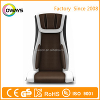 wholesale selling custom safe massager cushion/home and car use vibration massage cushion
