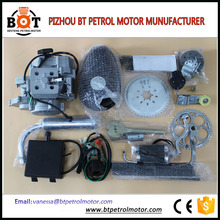 2 stroke 80cc gas bicycle engine kit/Kit Motor Bicicleta