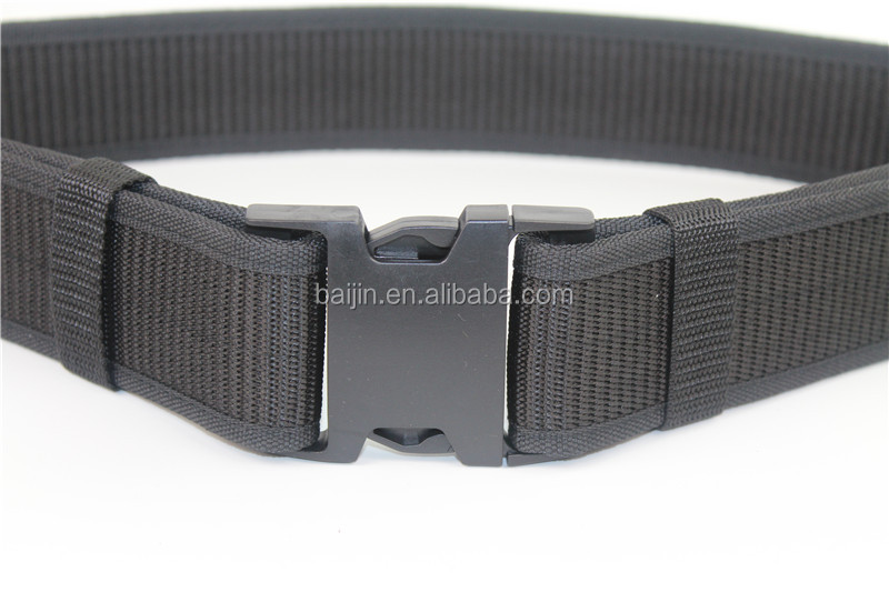 5.5CM Military Belt Security Inspectors Belt Outdoor Mix Army Dedicated Equipment Belt