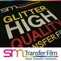 Thermal Transfer Film for Textile & Clothes - Glitter