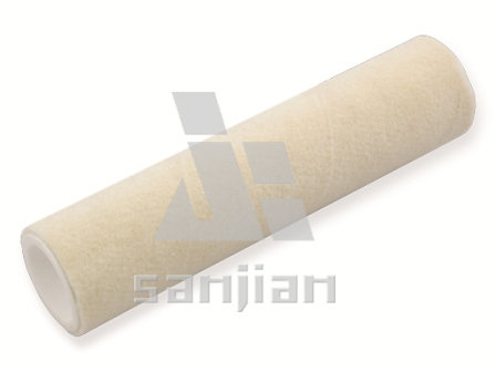 2014 Hot Selling Synthetic Wool Paint Roller Cover