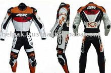 Custom Made One Piece Motorcycle Racing Leather Bike Suit