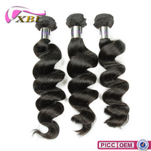 XBL Wholesale 8A Raw Virgin Unprocessed Brazilian Hair