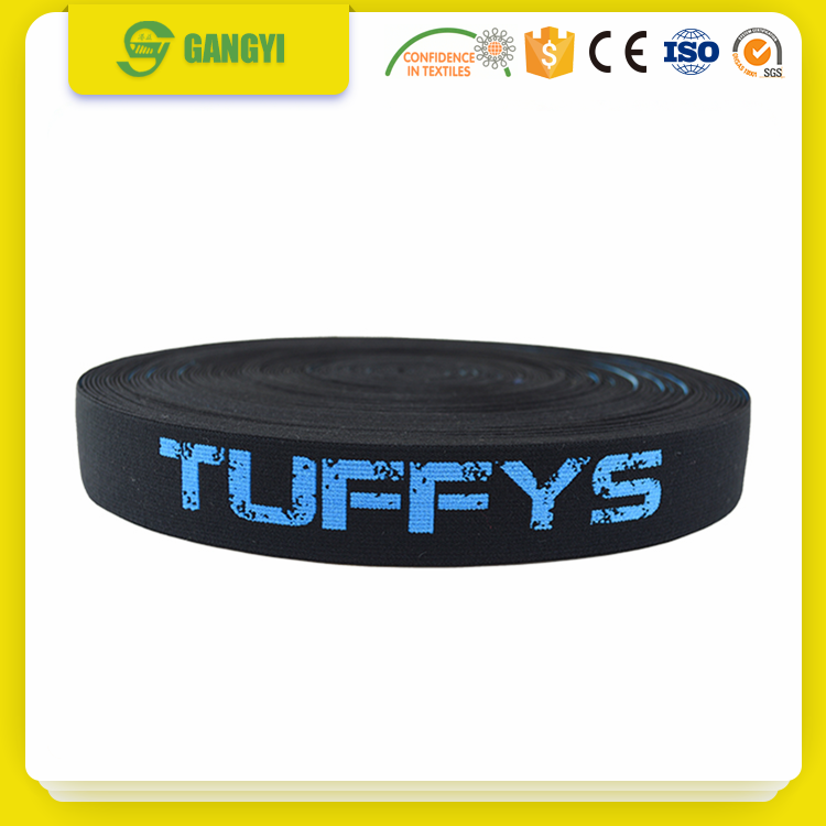 good quality cotton custom hat bands
