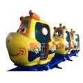 2017 new product 16 passengers kids roller coaster rides mini roller coaster