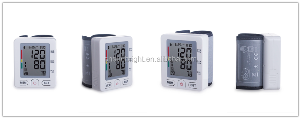 Sun-W200EH with BT Full Digital bluetooth Blood Pressure Monitor Price