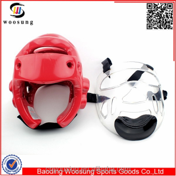 Martial arts sparring gear safty equipment/Karate head guard