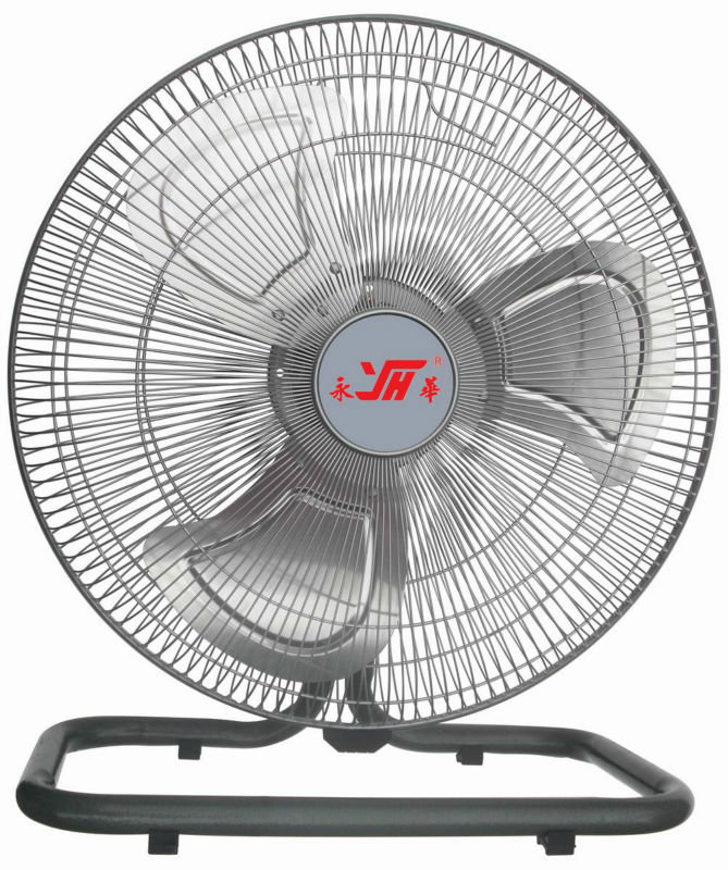 "16"" 18"" high velocity/ Oscillating/commercial/household floor fan 100% copper motor 110W &120W CB/CE approvals"