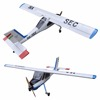 "radio rc aeromodelling PZL-104 Wilga 89"" V2 gas 30cc rc airplane japan"