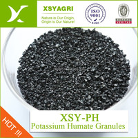 100% Natural Water Soluble bulk potassium Humate Urea fertilizer