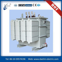 3 phase high voltage 22kv 315KVA electrical power transformer