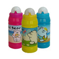 Licensed artworks bottle with customized color
