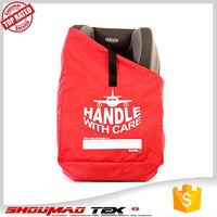 China textile factory waterproof graco car seat travel bag