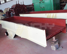 Vibrating grizzly screen feeder with factory price