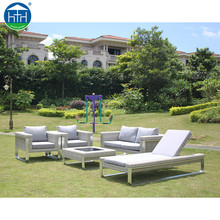 DW-SF029 Outdoor Rattan Furniture Lounge Design Sofa Set