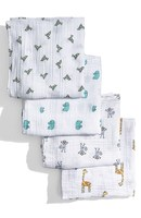 Cotton Muslin Baby Swaddle Factory Supply Blanket For Newborn Babies