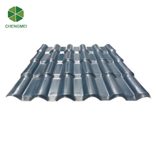 upvc plastic soundproof material roofing house spanish style roof tiles