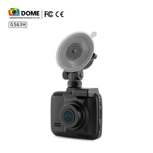 4K 2880*2160P built-in GPS WIFI 170 Ultra wide angle NTK 96660 OV 0489 128G TF card mini car dvr GS63H