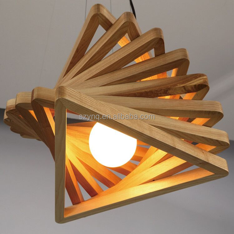 wooden chandelier contemporary/contemporary chanderlier pendant light