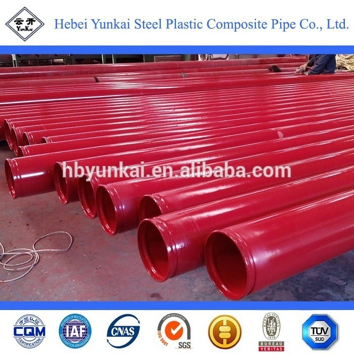 fire resistant steel hydrant stand fire water pipe