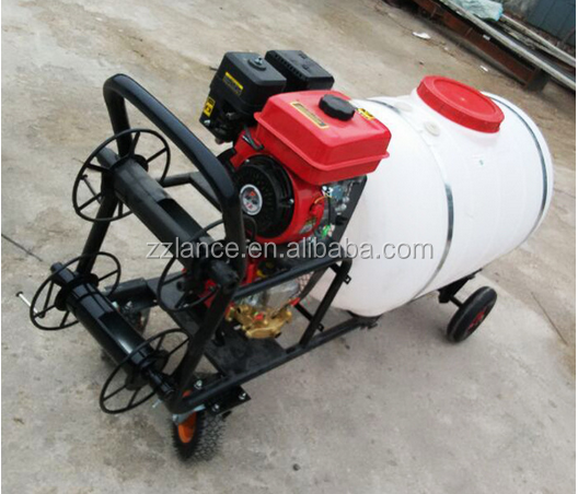 La-s200 High efficiency nozzle sprayer agriculture with video