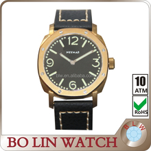 new style brand watches for whosale high end fashion watches brass watch